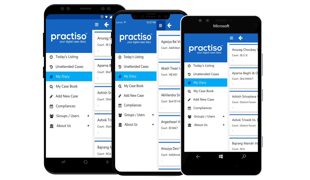 practiso available for all devices.